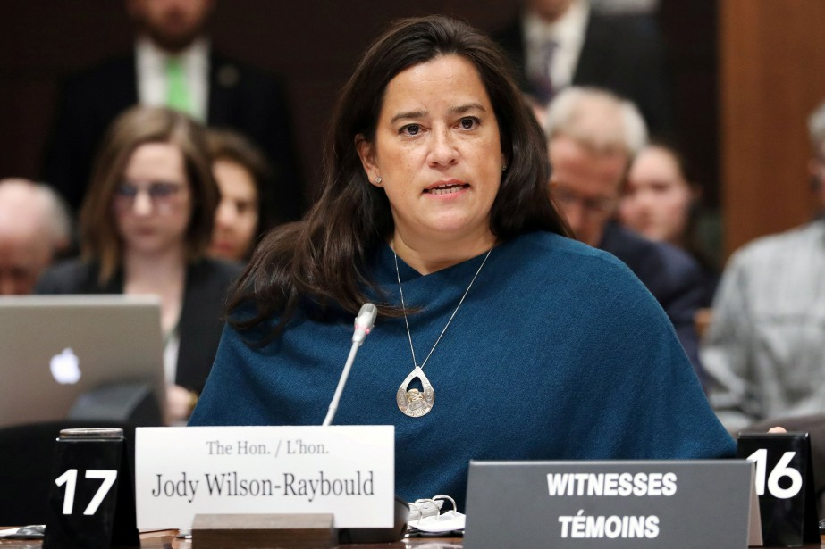 L'ancienne ministre Jody Wilson-Raybould s'était engagée à faire... (PHOTO CHRIS WATTIE, ARCHIVES REUTERS)