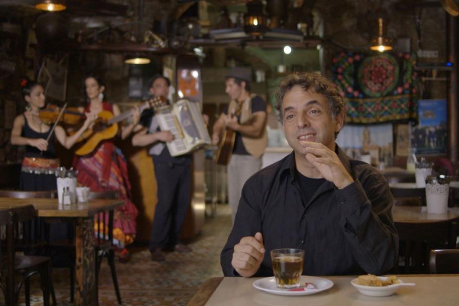 Une scène du film Etgar Keret - Based... (PHOTO FOURNIE PAR LE FIFA)