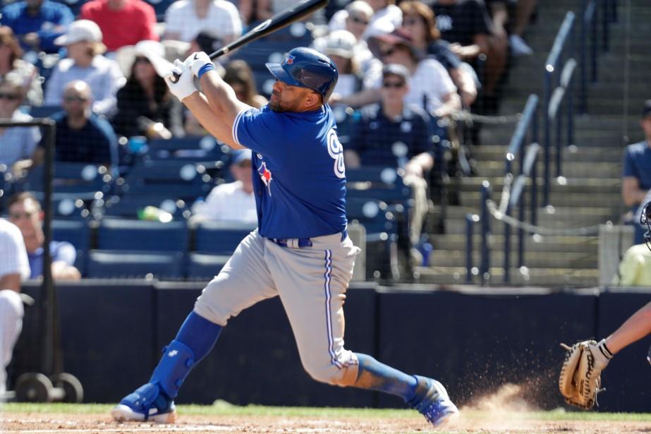 Les Blue Jays de Toronto ont échangé le... (PHOTO LYNNE SLADKY, ARCHIVES AP)