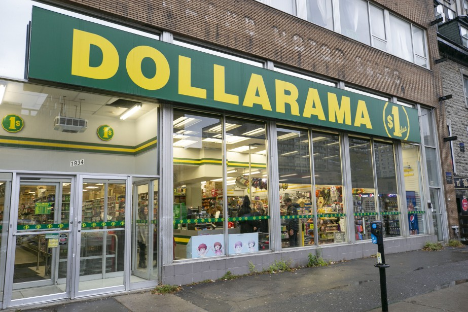 En somme, Dollarama a réalisé des ventes de... (PHOTO DAVID BOILY, ARCHIVES LA PRESSE)