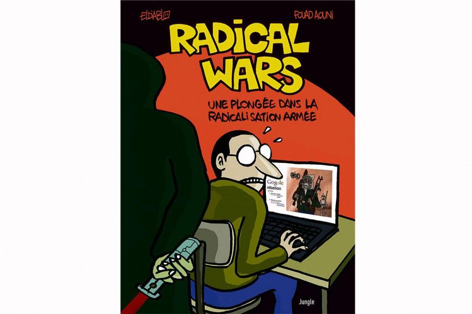 Radical Wars, de Fouad Aouni et Eldiablo... (IMAGE FOURNIE PAR JUNGLE)