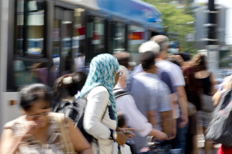 Le bureau québécois du Conseil national des musulmans... (PHOTO DAVID BOILY, ARCHIVES LA PRESSE)