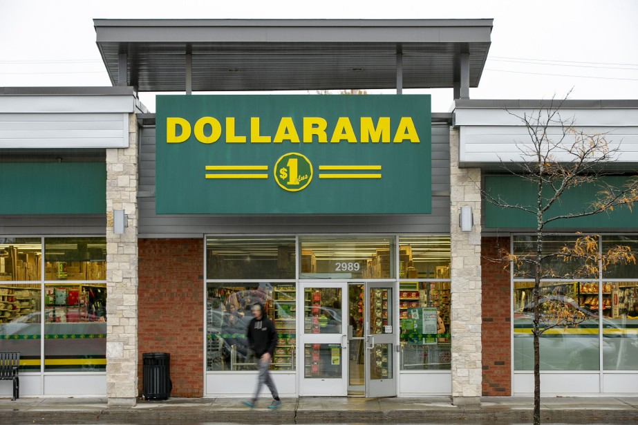 Dollarama souhaite continuer à mettre en valeur les... (PHOTO DAVID BOILY, ARCHIVES LA PRESSE)