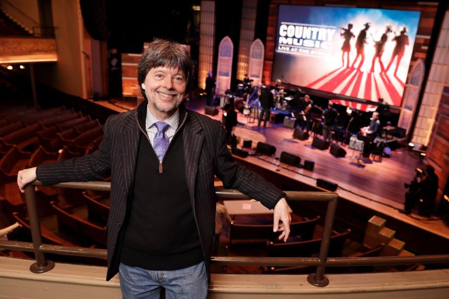Le réalisateur Ken Burn à l'auditorium Ryman à... (PHOTO MARK HUMPHREY, AP)
