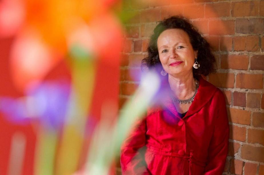 Manon Barbeau, présidente et fondatrice de Wapikoni mobile,... (PHOTO IVANOH DEMERS, ARCHIVES LA PRESSE)