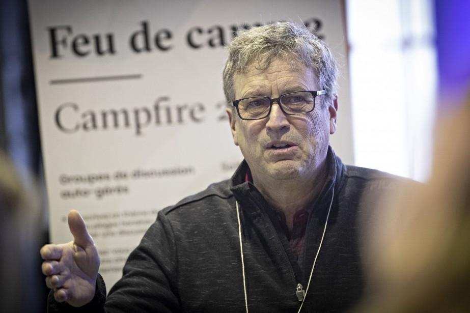 Le lanceur d'alerte Louis Robert a participé à... (PHOTO PATRICK SANFAÇON, LA PRESSE)