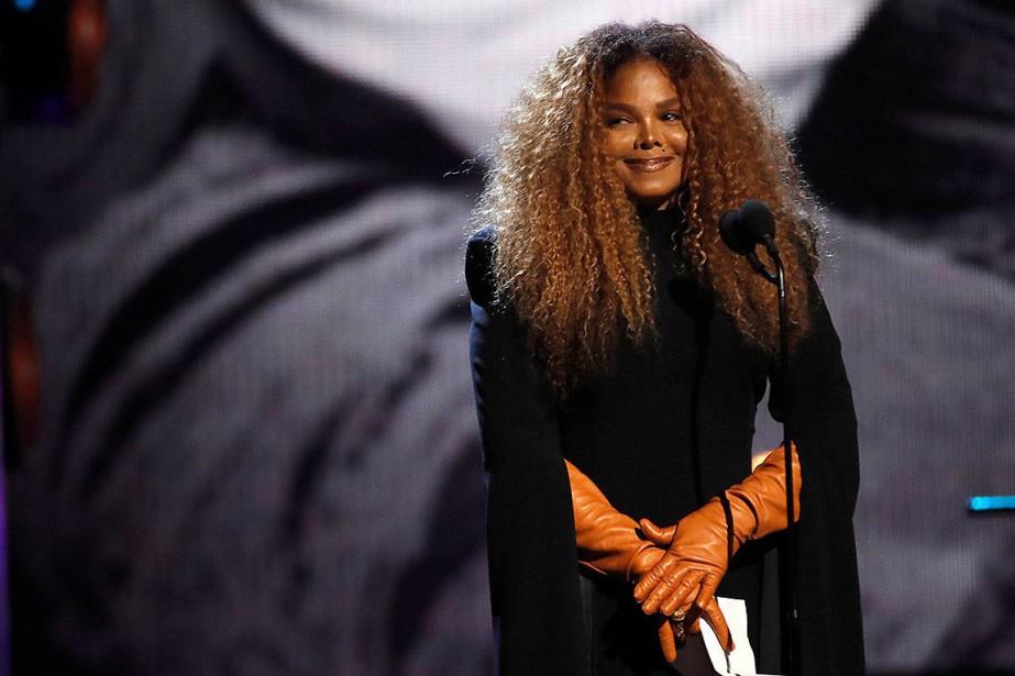 Janet Jackson rejoint au panthéon les Jackson5 et... (PHOTO MIKE SEGAR, REUTERS)
