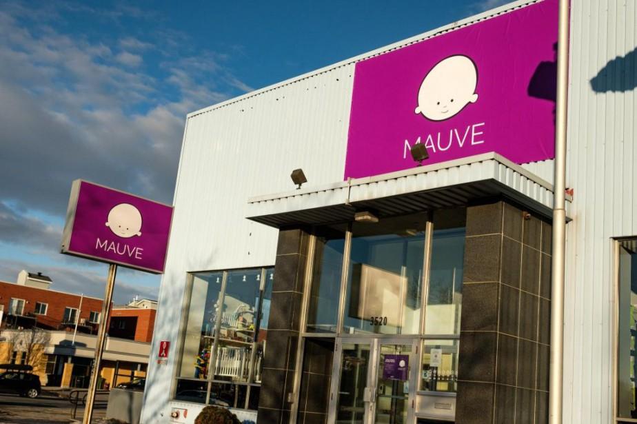 La boutique d'accessoires Rose ou Bleu, dans le... (PHOTO HUGO-SÉBASTIEN AUBERT, LA PRESSE)