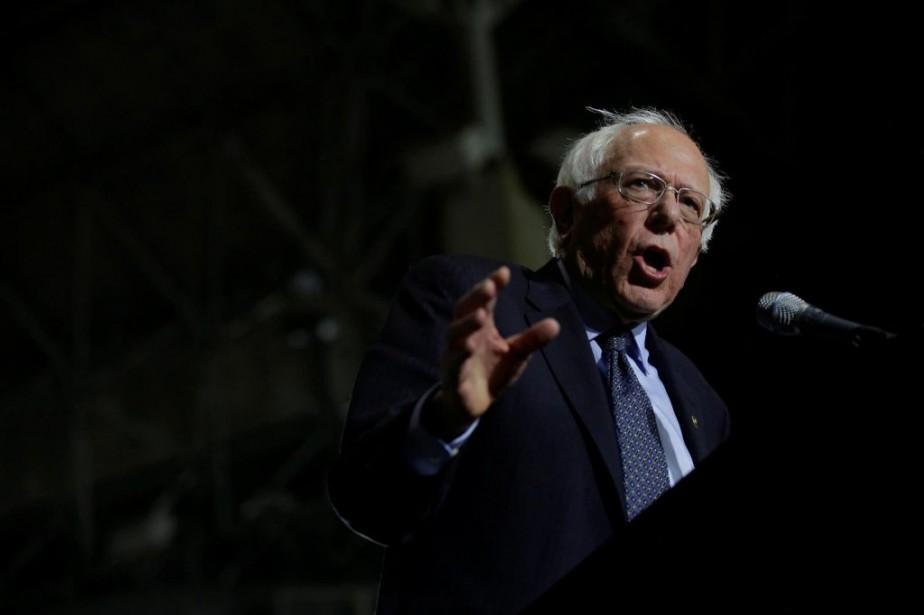 Bernie Sanders, 77ans... (PHOTO JOSHUA LOTT, ARCHIVES REUTERS)