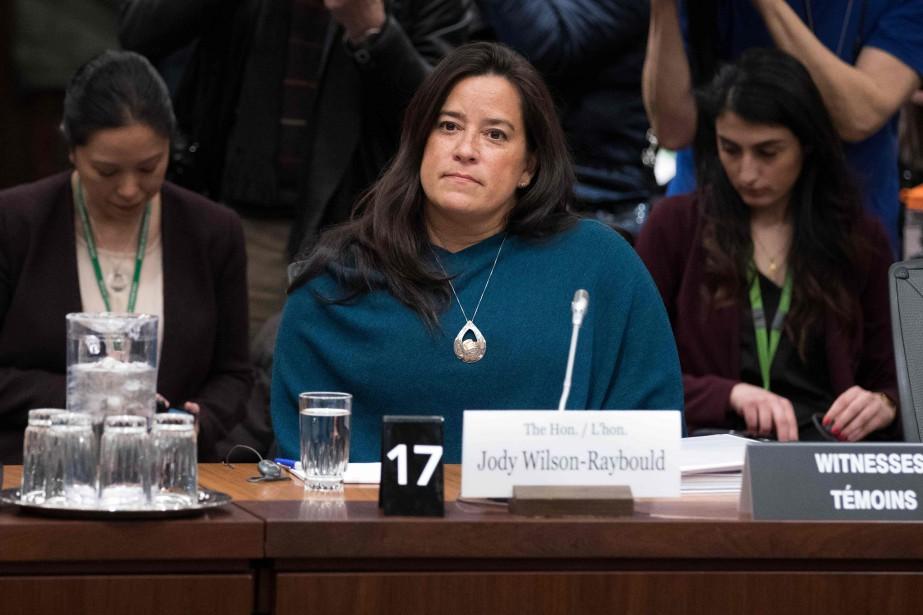Jody Wilson-Raybould a-t-elle eu raison de louanger... (PHOTO LARS HAGBERG, AFP)