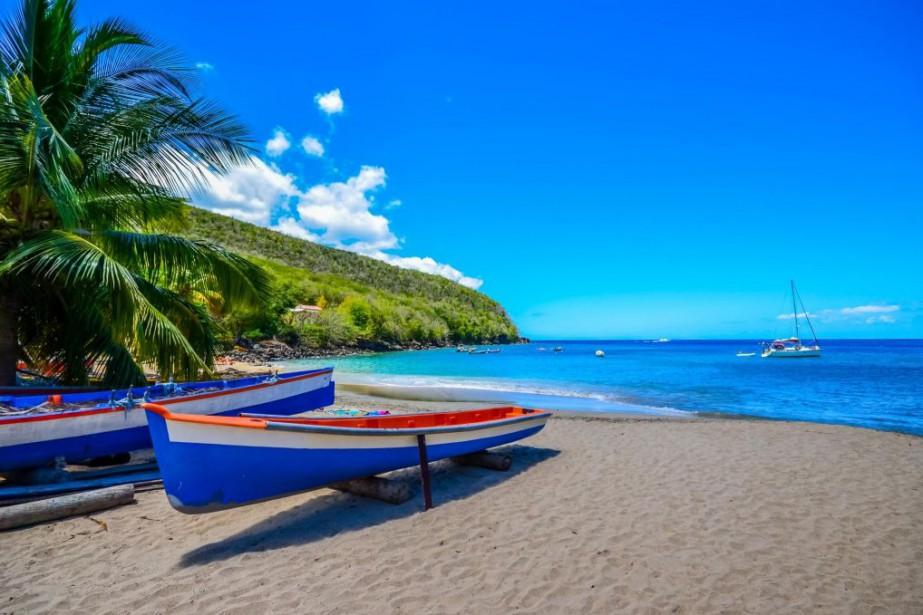 Les plages de la Martinique ont de quoi... (PHOTO GETTY IMAGES)