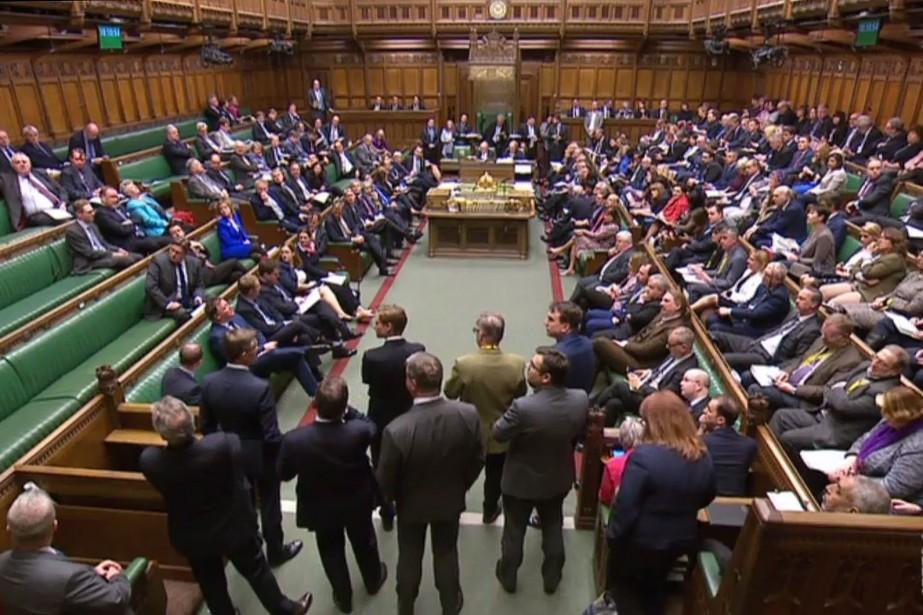 Le Royaume-Uni se trouvait dans l'impasse mardi à dix jours de... (PHOTO -, AFP)