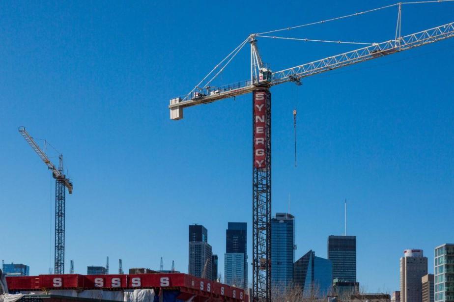Le nombre d'acheteurs étrangers a augmenté rapidement à... (PHOTO MARTINTREMBLAY, LA PRESSE)