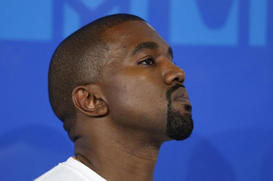 Kanye West... (PHOTOEDUARDO MUNOZ, ARCHIVES REUTERS)