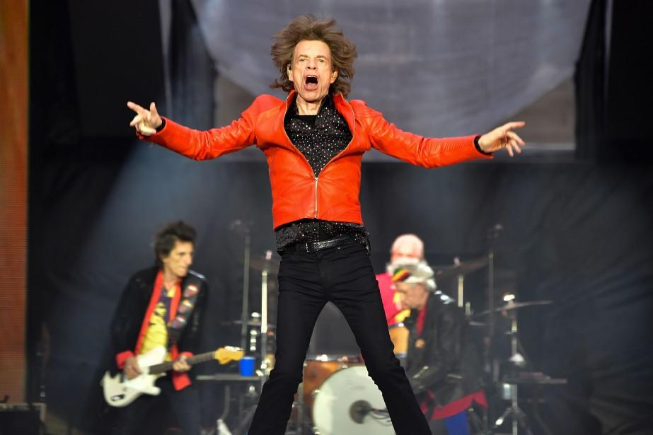 Mick Jagger... (PHOTO TOBIAS SCHWARZ, AFP)
