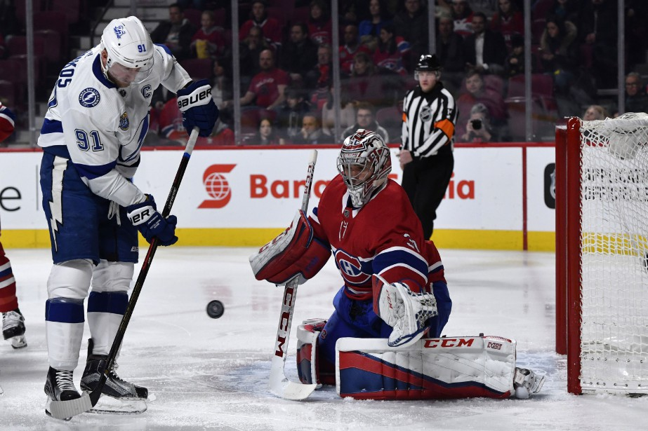 Steven Stamkos et Carey Price... (PHOTO ERIC BOLTE, ARCHIVES USA TODAY SPORTS)