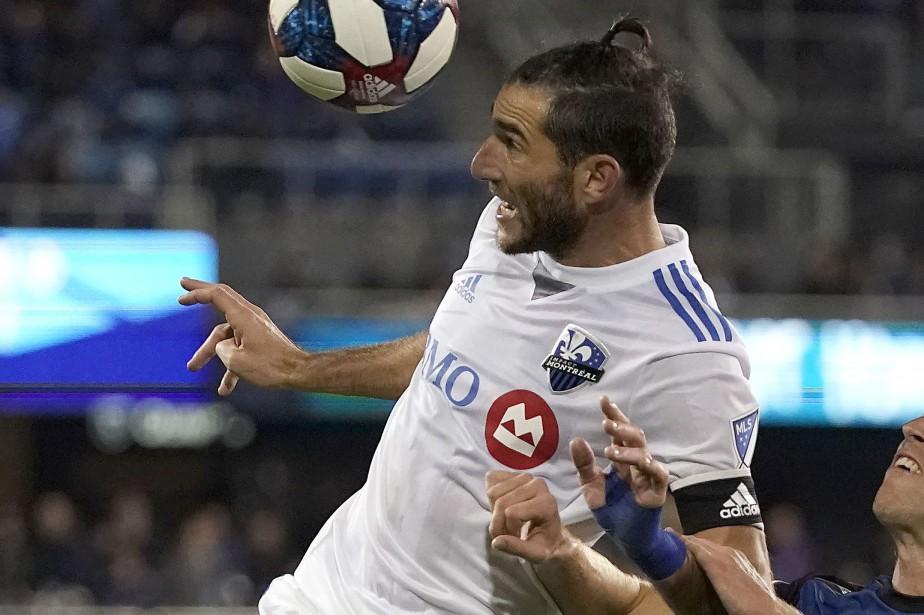 Ignacio Piatti est toujours ennuyé par une blessure... (PHOTO TONY AVELAR, ARCHIVES ASSOCIATED PRESS)