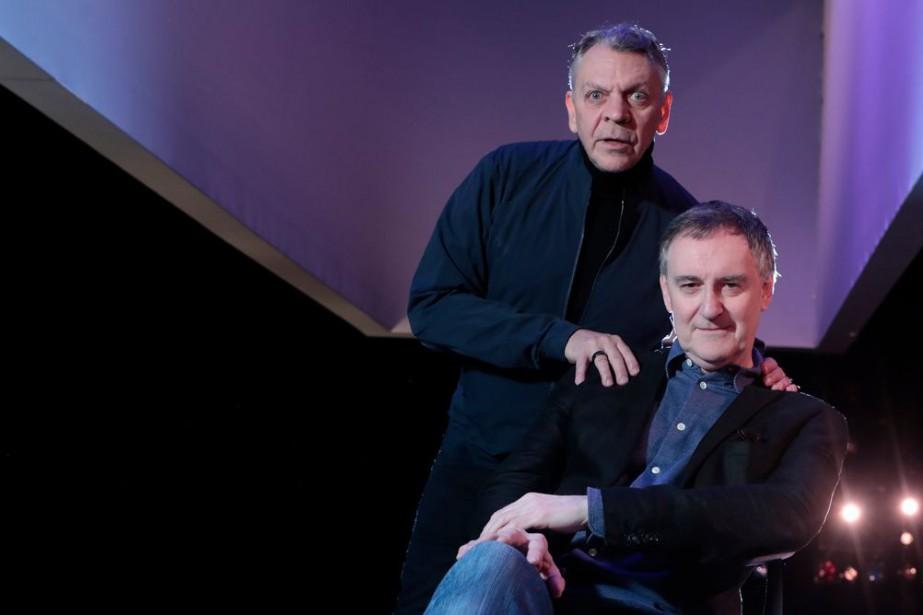 Jouer un solo de Robert Lepage est un... (PHOTO MARTIN CHAMBERLAND, LA PRESSE)