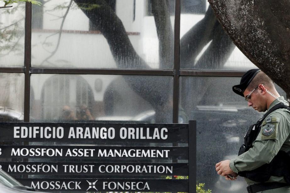 L'affaire des Panama Papers tire sa source d'une... (PHOTO CARLOS JASSO, REUTERS)