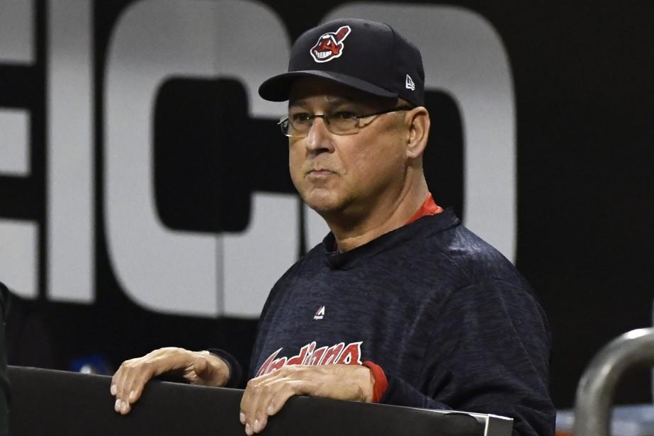 Le gérant des Indians de Cleveland, Terry Francona.... (PHOTO MATT MARTON, ARCHIVES ASSOCIATED PRESS)