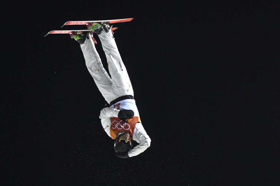 Olivier Rochon a fini en cinquième position à... (PHOTO BERNARD BRAULT, ARCHIVES LA PRESSE)