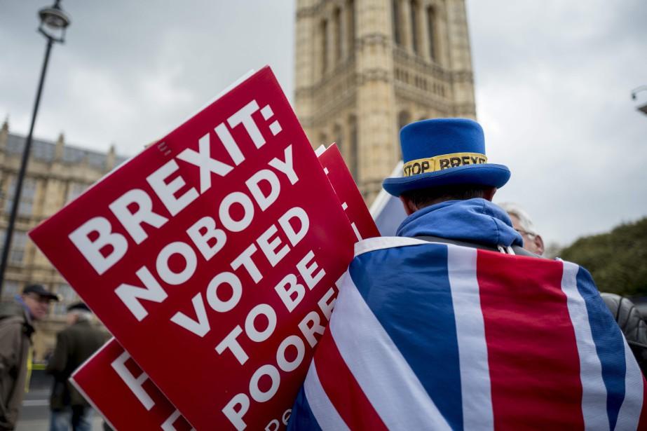 L'Union européenne a souligné qu'elle travaillerait «jusqu'au dernier... (PHOTO AFP)