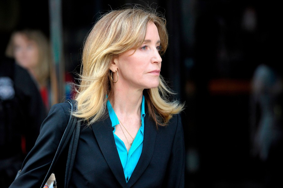 Felicity Huffman... (PHOTO JOSEPH PREZIOSO, AFP)