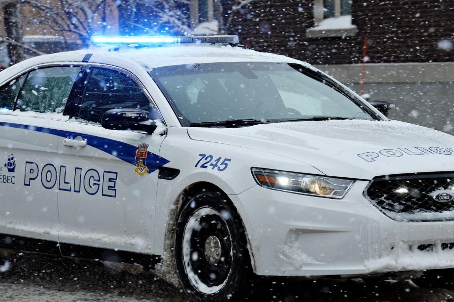 Le Service de police de la Ville de... (PHOTO ÉRICK LABBÉ, LE SOLEIL)