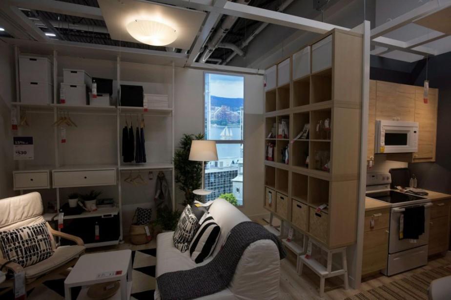 IKEA offrira un service de location de meubles.... (PHOTODARREN CALABRESE, ARCHIVES LA PRESSE CANADIENNE)