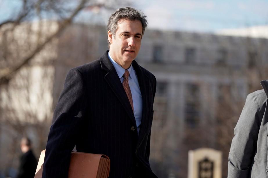 Michael Cohen... (PHOTO JOSHUA ROBERTS, REUTERS)