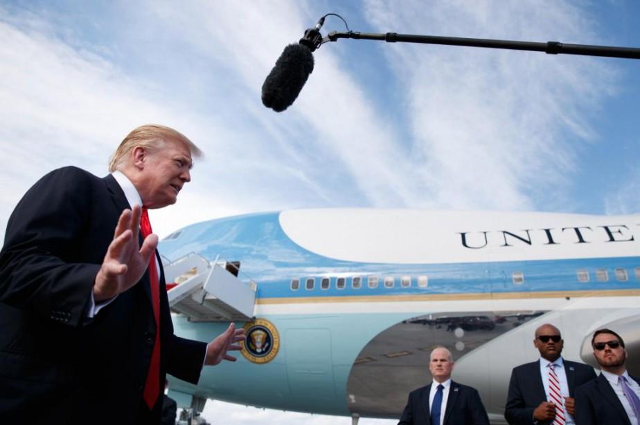 Le président des États-Unis a qualifié de «honte»... (PHOTOTOM BRENNER, ARCHIVES THE NEW YORK TIMES)