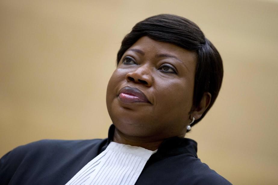 Fatou Bensouda... (PHOTO PETER DEJONG, ARCHIVES AFP)
