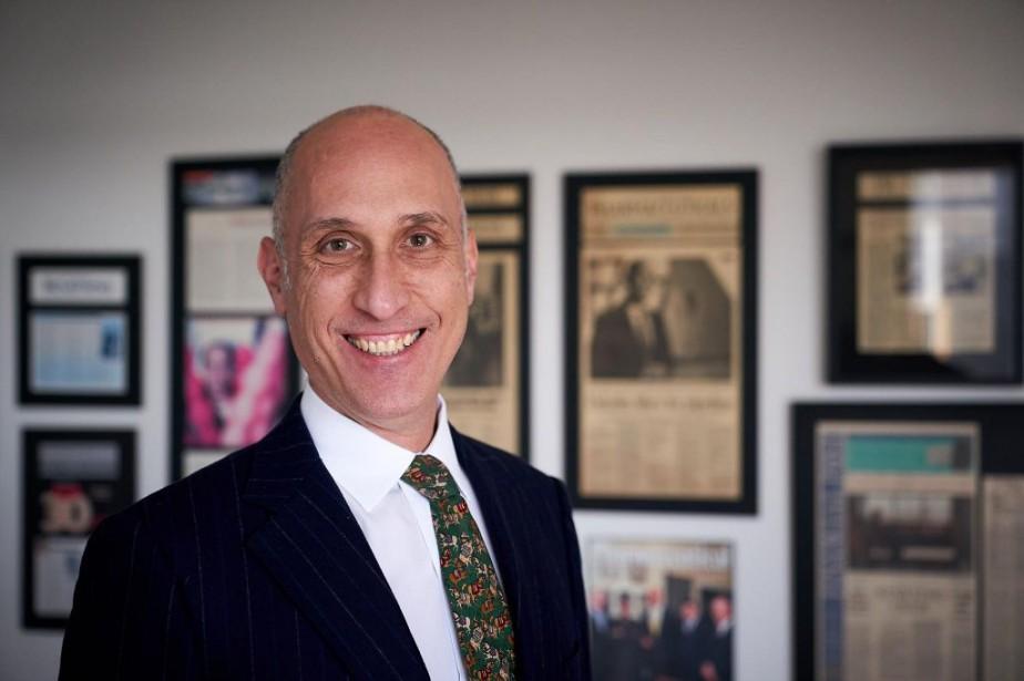 Jonathan Goodman, fondateur et chef de la direction... (PHOTO ANDRÉ PICHETTE, LA PRESSE)