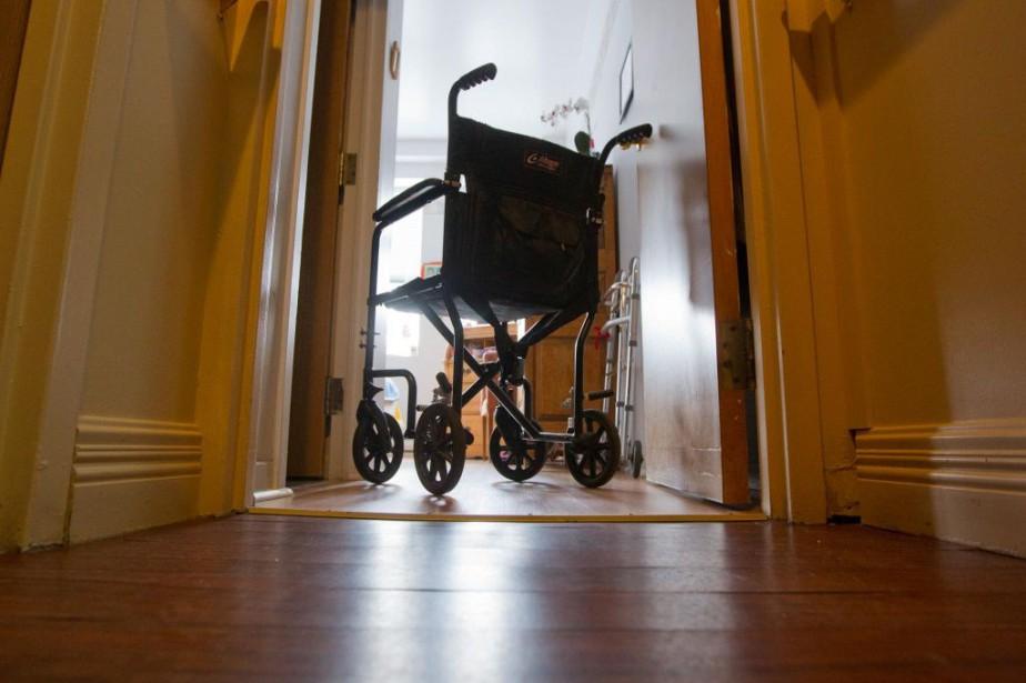 «Les malades en fin de vie sont parmi... (PHOTO IVANOH DEMERS, ARCHIVES LA PRESSE)
