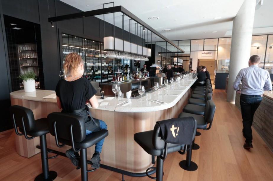 La Brasserie T! au DIX30 de Brossard propose... (PHOTO MARTIN CHAMBERLAND, ARCHIVES LA PRESSE)