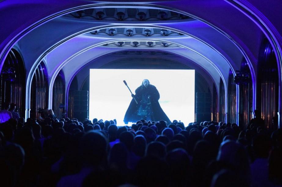 Les fans n'hésitent pas à se rassembler pour... (PHOTO VASILY MAXIMOV, ARCHIVES AGENCE FRANCE-PRESSE)