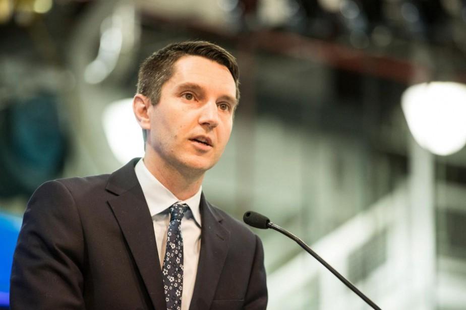 Le député libéral AndréFortin.... (PHOTOHUGO-SÉBASTIENAUBERT, ARCHIVES LA PRESSE)