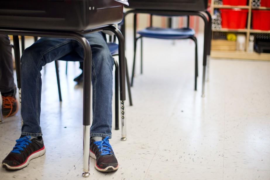 La suspension des cours touche également les centres... (PHOTO SARAH MONGEAU-BIRKETT, ARCHIVES LA PRESSE)