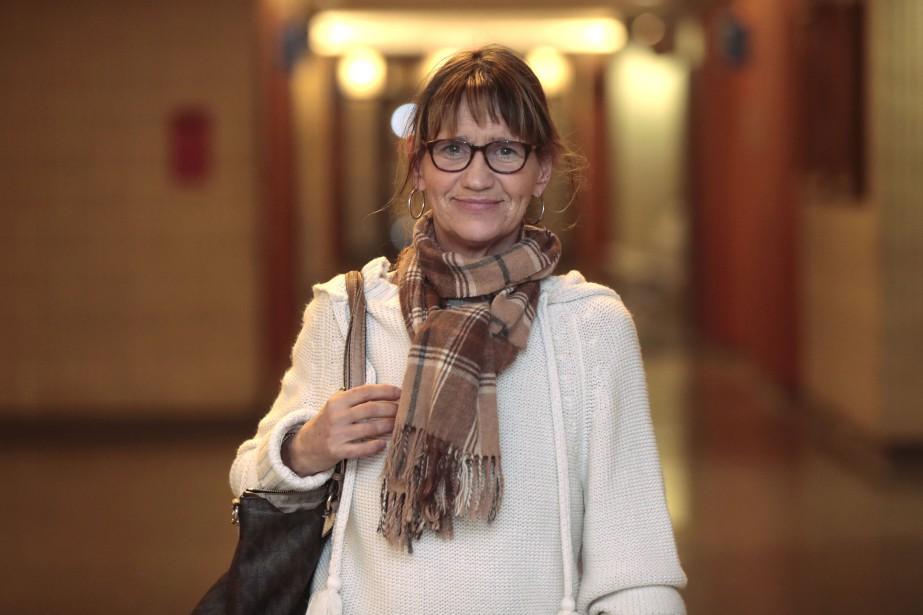 Anne-Marie Péladeau... (PHOTO MARTIN CHAMBERLAND, LA PRESSE)