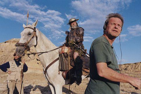 Jean Rochefort et Terry Gilliam dans une scène... (PHOTO FOURNIE PAR IFC FILMS)