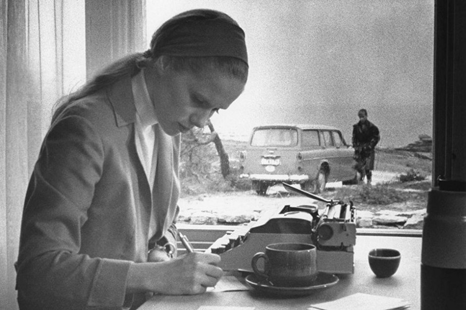 Liv Ullmann dans Persona, d'Ingmar Bergman... (PHOTO FOURNIE PAR MGM)