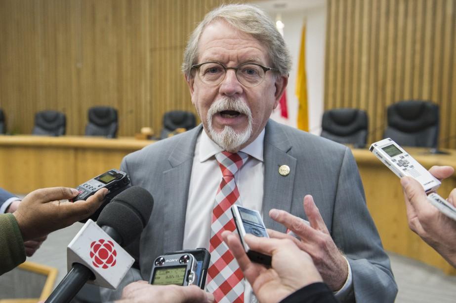 Les élus ont demandé des excuses au maire... (PHOTO GRAHAM HUGHES, LA PRESSE CANADIENNE)