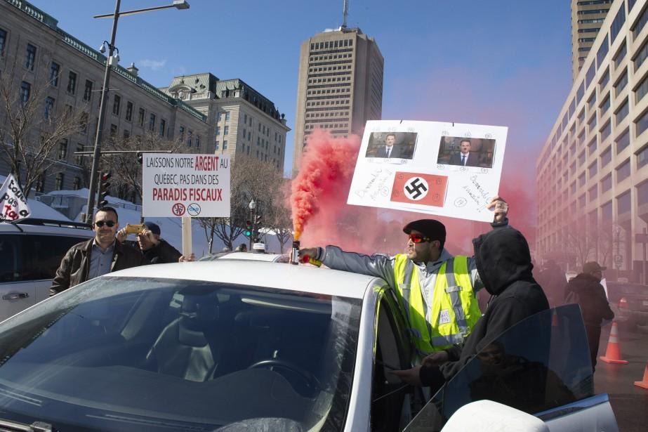 Mercredi matin, des représentants de l'industrie ont affirmé... (PHOTO JACQUES BOISSINOT, LA PRESSE CANADIENNE)