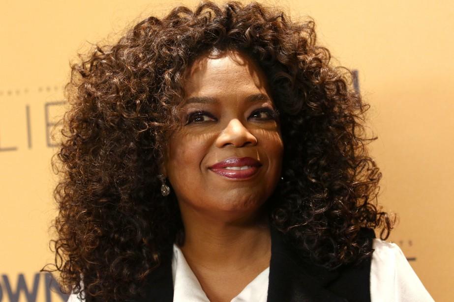 Oprah Winfrey... (PHOTO GREG ALLEN, ARCHIVES AP)