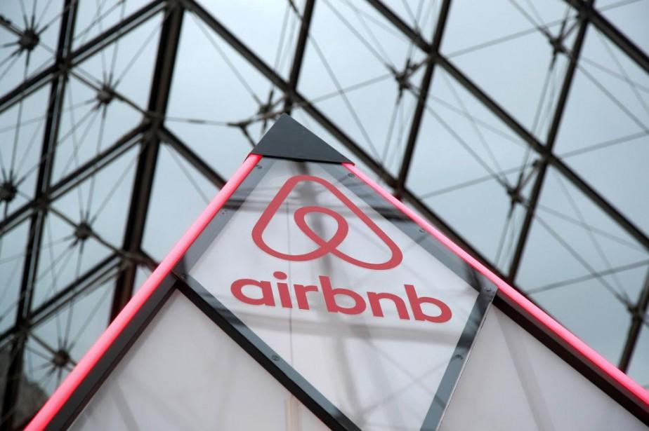 Airbnb rejette du revers de la main les... (PHOTOCHARLES PLATIAU, REUTERS)