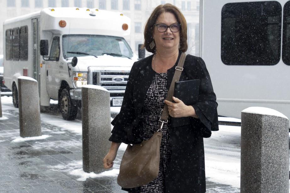 JanePhilpott affirmait que JustinTrudeau n'avait pas suivi les... (PHOTO ADRIAN WYLD, LA PRESSE CANADIENNE)