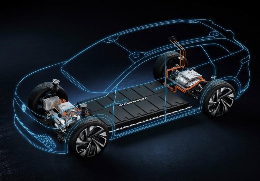 L'IDD Roomzz est mu par deux moteurs électriques (un sur chaque essieu) générant 302 ch et permettant de faire le 0-100 km/h en 6,6 secondes. | 16 avril 2019