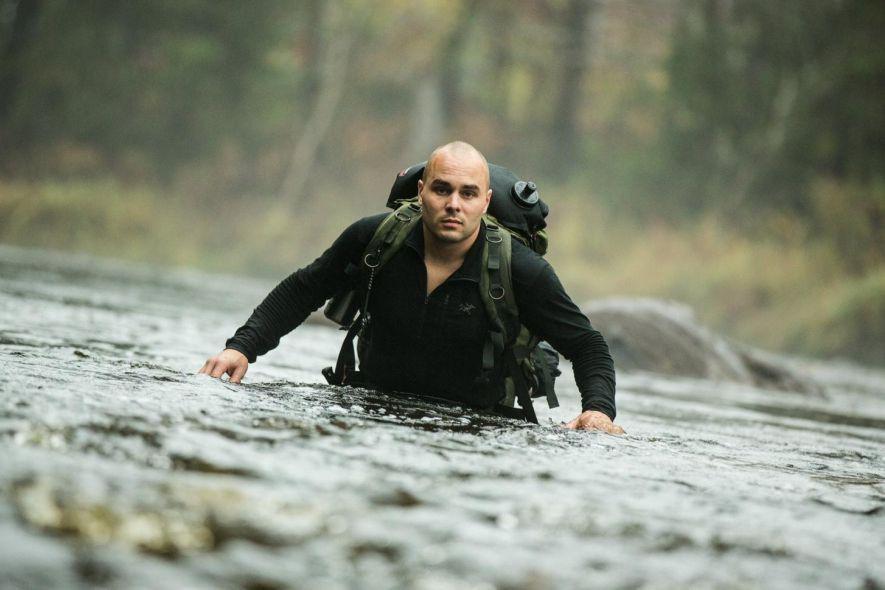Keven Martel, un ancien militaire, entreprendra la traversée... (PHOTO FOURNIE PARPAUL BOUCHER)