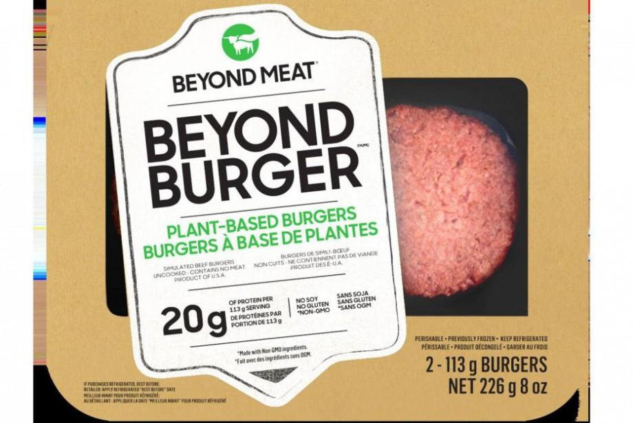 Beyond Meat arrive dans les supermarchés