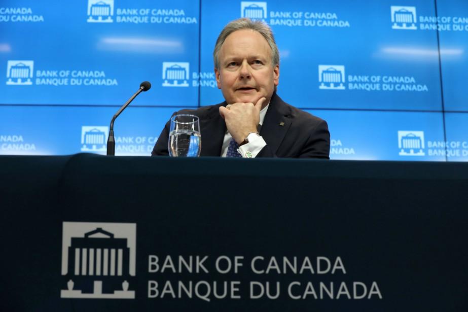 Maintien du taux directeur à 1,75 % au Canada